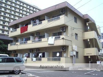 広島県広島市西区、西広島駅徒歩6分の築30年 3階建の賃貸マンション
