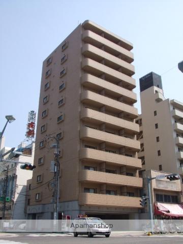 広島県広島市中区、胡町駅徒歩11分の築12年 11階建の賃貸マンション