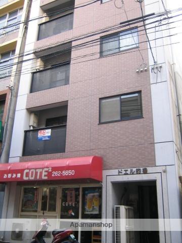 広島県広島市南区、広島駅駅徒歩7分の築20年 4階建の賃貸マンション