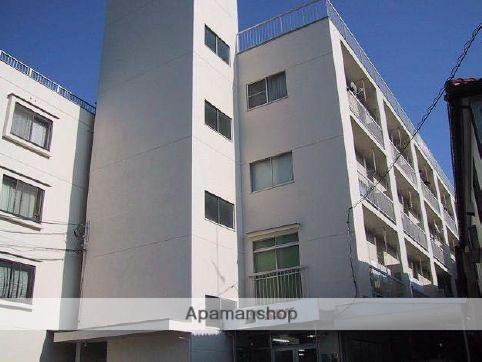 広島県広島市西区、横川駅徒歩5分の築42年 4階建の賃貸マンション