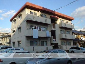 広島県広島市安佐南区、大町駅徒歩11分の築34年 3階建の賃貸マンション