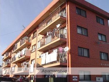 広島県広島市安佐南区、大町駅徒歩18分の築33年 4階建の賃貸マンション