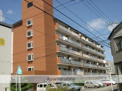 広島県広島市西区、舟入川口町駅徒歩19分の築31年 6階建の賃貸マンション
