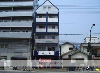 広島県広島市西区、横川駅徒歩10分の築26年 5階建の賃貸マンション