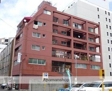 広島県広島市南区、的場町駅徒歩6分の築37年 6階建の賃貸マンション