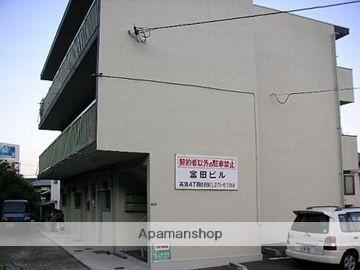 広島県広島市西区、東高須駅徒歩10分の築43年 3階建の賃貸マンション