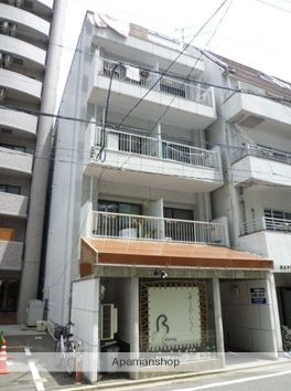 広島県広島市中区、稲荷町駅徒歩5分の築28年 5階建の賃貸マンション