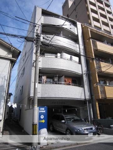 広島県広島市中区、比治山橋駅徒歩6分の築30年 5階建の賃貸マンション