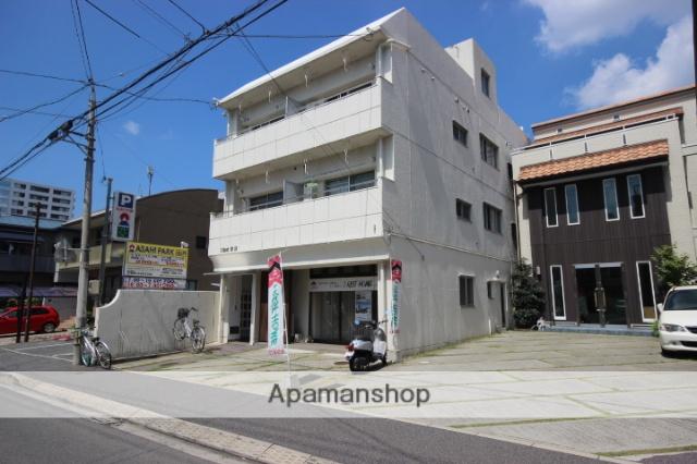 広島県広島市中区、白島駅徒歩9分の築32年 3階建の賃貸マンション