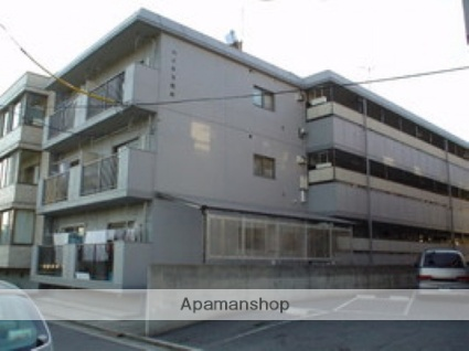 広島県広島市安佐南区、大町駅徒歩8分の築34年 3階建の賃貸マンション