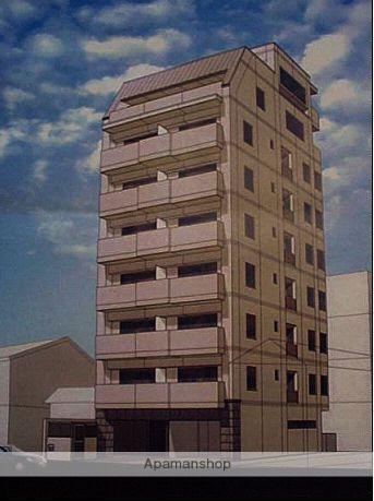 広島県広島市中区、鷹野橋駅徒歩10分の築11年 9階建の賃貸マンション