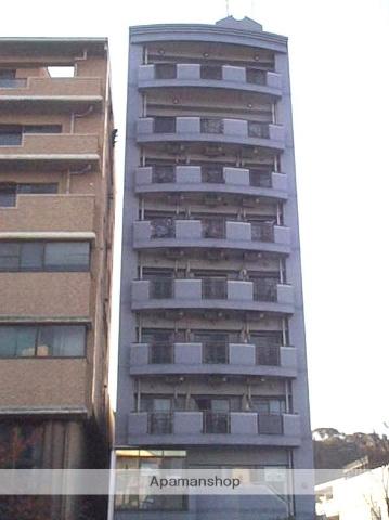 広島県広島市南区、広島駅駅徒歩25分の築23年 9階建の賃貸マンション