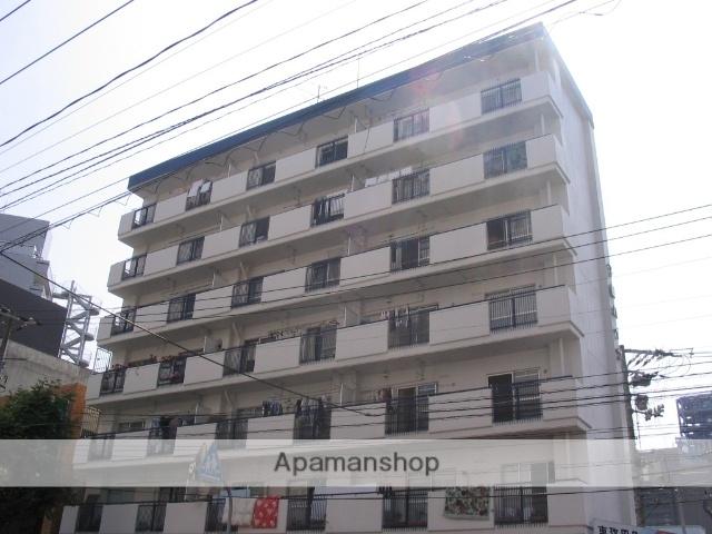 広島県広島市中区の築32年 7階建の賃貸マンション