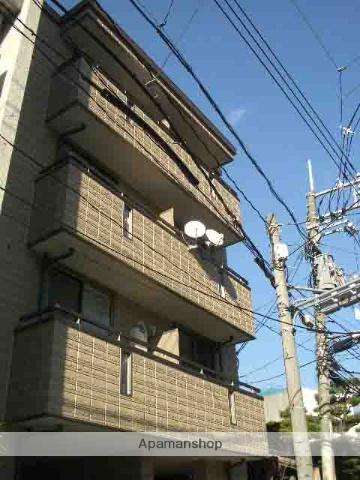 広島県広島市中区、女学院前駅徒歩7分の築11年 4階建の賃貸マンション