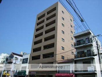 広島県広島市中区、比治山下駅徒歩12分の築17年 9階建の賃貸マンション