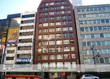 広島県広島市中区、紙屋町西駅徒歩2分の築38年 12階建の賃貸マンション