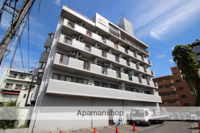 広島県広島市安佐南区、安芸長束駅徒歩16分の築25年 6階建の賃貸マンション