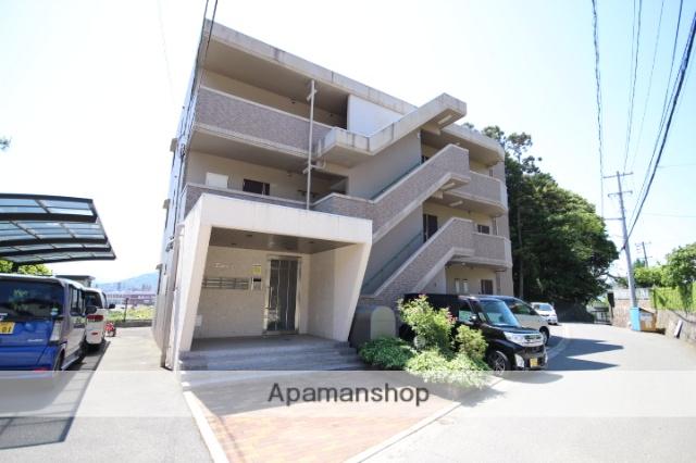 広島県広島市安佐南区、下祇園駅徒歩18分の築10年 3階建の賃貸マンション