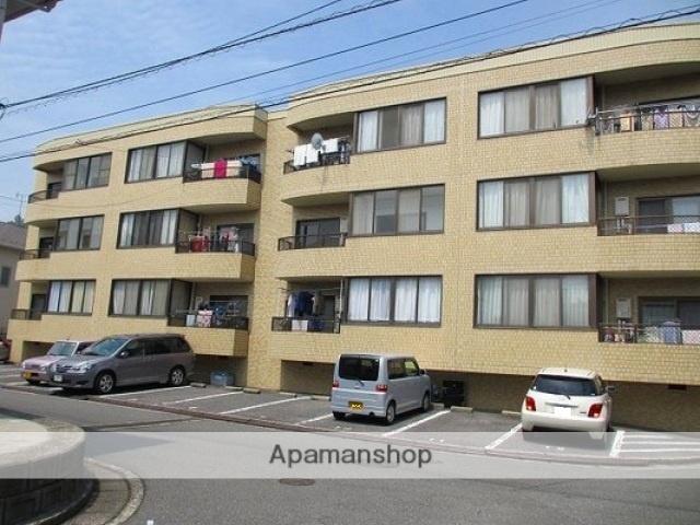 広島県広島市安佐南区、大町駅徒歩12分の築31年 3階建の賃貸マンション