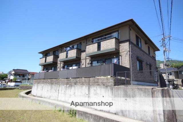 広島県広島市安佐南区、安東駅徒歩8分の築12年 2階建の賃貸アパート