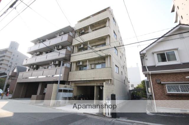 広島県広島市安佐南区、下祇園駅徒歩6分の築30年 5階建の賃貸マンション