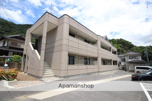 広島県広島市安佐南区、梅林駅徒歩11分の築9年 2階建の賃貸アパート