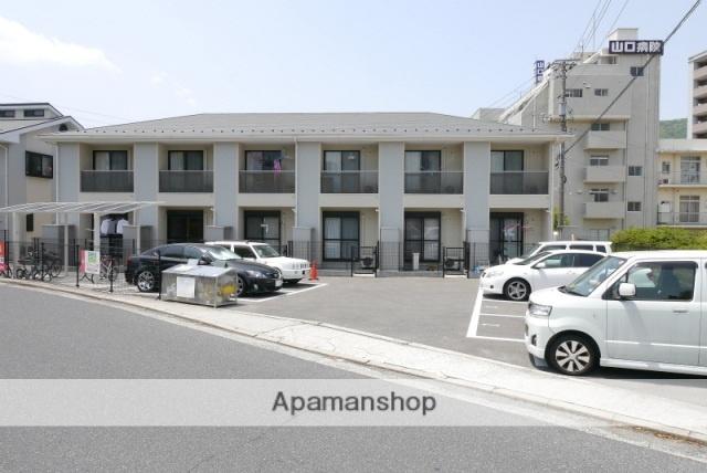 広島県広島市安佐南区、下祇園駅徒歩12分の築6年 2階建の賃貸アパート