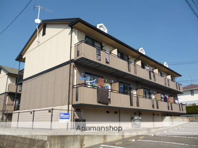 広島県広島市佐伯区、広域公園前駅徒歩12分の築20年 2階建の賃貸アパート