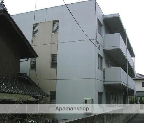 広島県広島市安佐南区、梅林駅徒歩8分の築22年 3階建の賃貸マンション