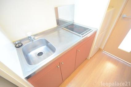 レオパレスMelodey[1K/22.35m2]のキッチン