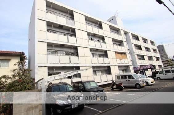広島県広島市安佐南区、下祇園駅徒歩11分の築43年 4階建の賃貸マンション