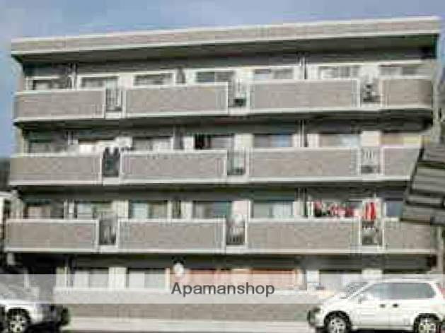 広島県広島市安佐南区、七軒茶屋駅徒歩17分の築20年 4階建の賃貸マンション