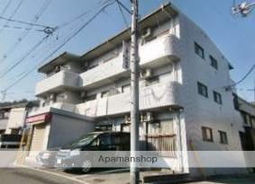 広島県広島市安佐南区、三滝駅徒歩15分の築22年 3階建の賃貸マンション