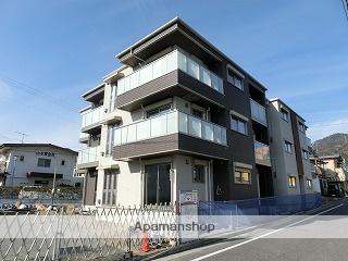 広島県広島市安佐南区、安芸長束駅徒歩17分の新築 3階建の賃貸マンション