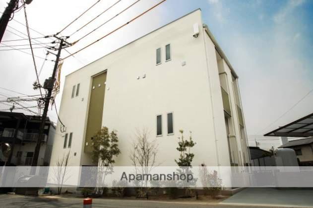 広島県広島市安佐南区の新築 2階建の賃貸アパート