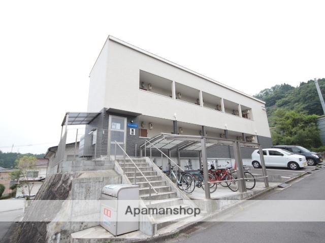 広島県広島市佐伯区、大塚駅徒歩14分の新築 2階建の賃貸アパート