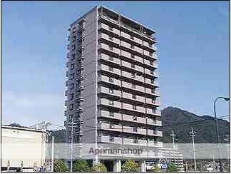 広島県広島市安佐南区、緑井駅徒歩17分の築21年 15階建の賃貸マンション