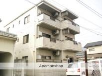広島県広島市安佐南区、古市橋駅徒歩7分の築26年 3階建の賃貸マンション