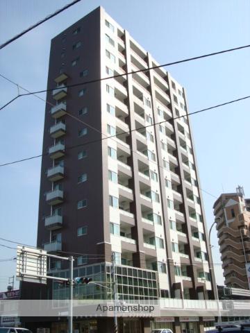 広島県広島市安佐南区、大町駅徒歩7分の築5年 14階建の賃貸マンション