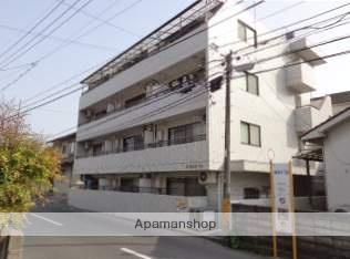 広島県広島市安佐南区、大町駅徒歩20分の築28年 4階建の賃貸マンション