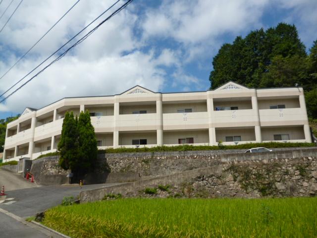 広島県広島市安佐南区、長楽寺駅徒歩20分の築18年 2階建の賃貸アパート