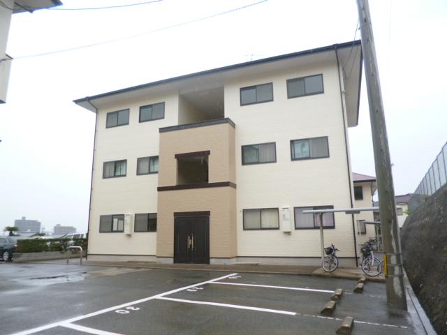 広島県広島市安佐南区、安芸長束駅徒歩10分の築19年 3階建の賃貸マンション