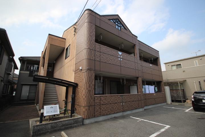 広島県広島市安佐南区、安芸矢口駅徒歩17分の築14年 2階建の賃貸アパート