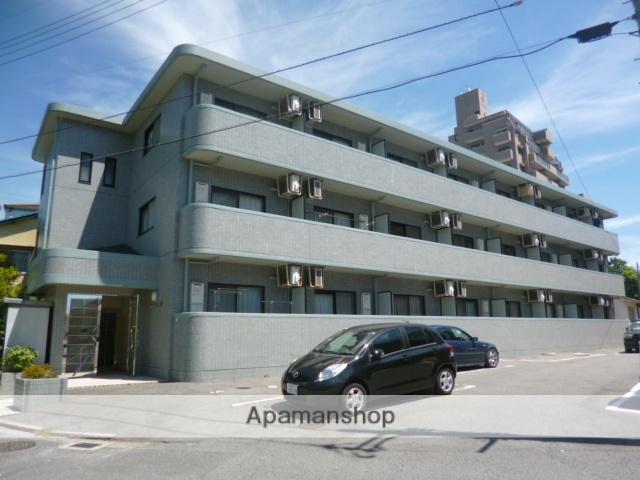 広島県広島市安佐南区、大町駅徒歩2分の築16年 3階建の賃貸マンション