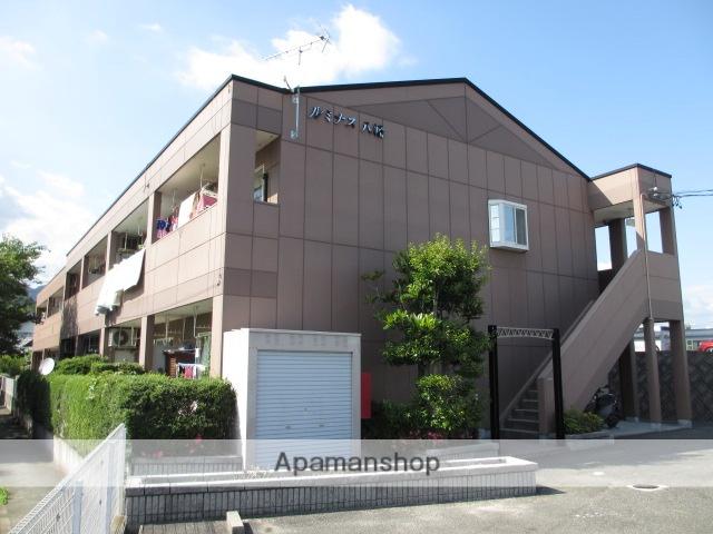 広島県広島市佐伯区の築21年 2階建の賃貸アパート