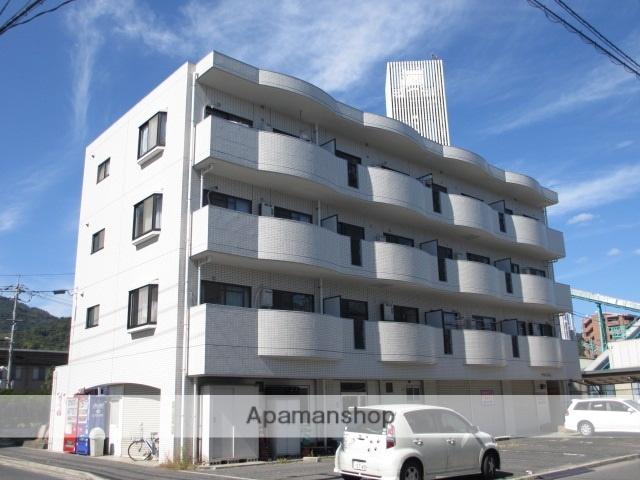 広島県広島市安佐南区、下祇園駅徒歩8分の築26年 4階建の賃貸マンション