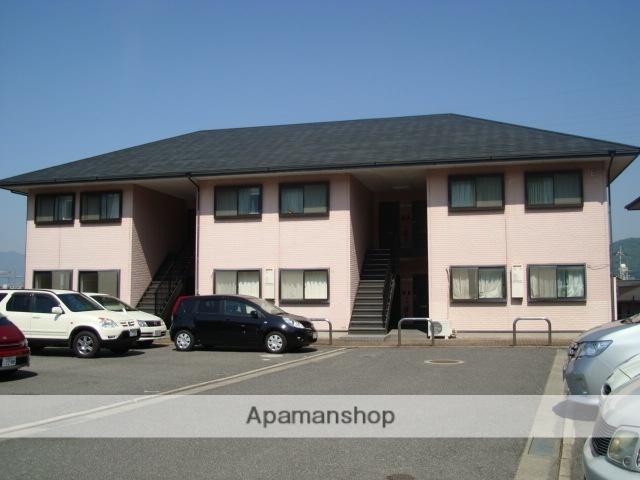 広島県広島市安佐南区、三滝駅徒歩17分の築20年 2階建の賃貸アパート