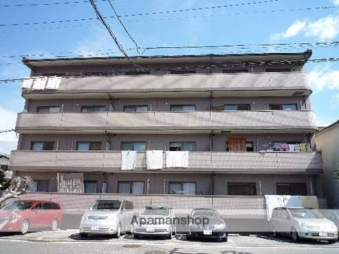 広島県広島市安佐南区、不動院前駅徒歩15分の築20年 4階建の賃貸マンション