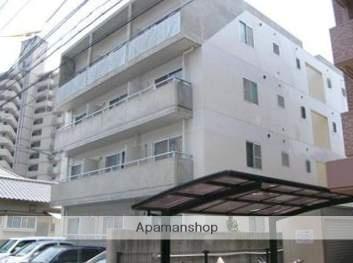 広島県広島市安佐南区、大町駅徒歩14分の築27年 4階建の賃貸マンション