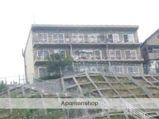 広島県広島市安佐南区、梅林駅徒歩19分の築38年 3階建の賃貸マンション